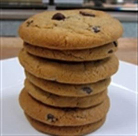 Picture of One dozen Otis Spunkmeyer Kato Cookies (160-170 Cal/Cookie)
