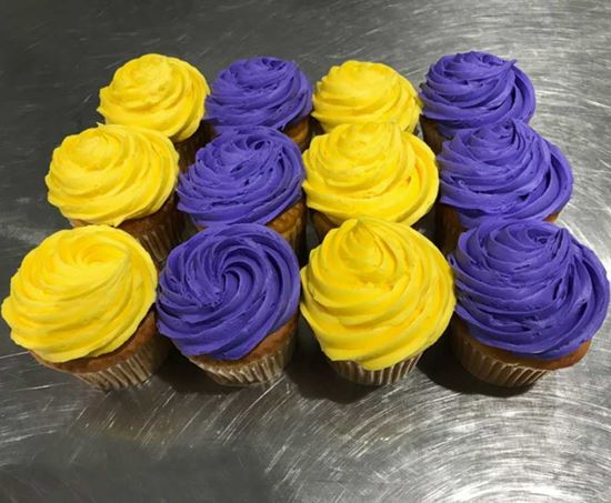 Picture of *One dozen Kato Cupcakes (355 Cal/Cupcake)*