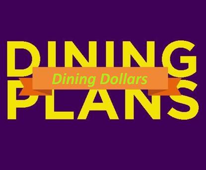 $ Student Dining Dollars $