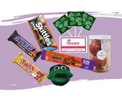 Boo Your Maverick Halloween Treat Pack!